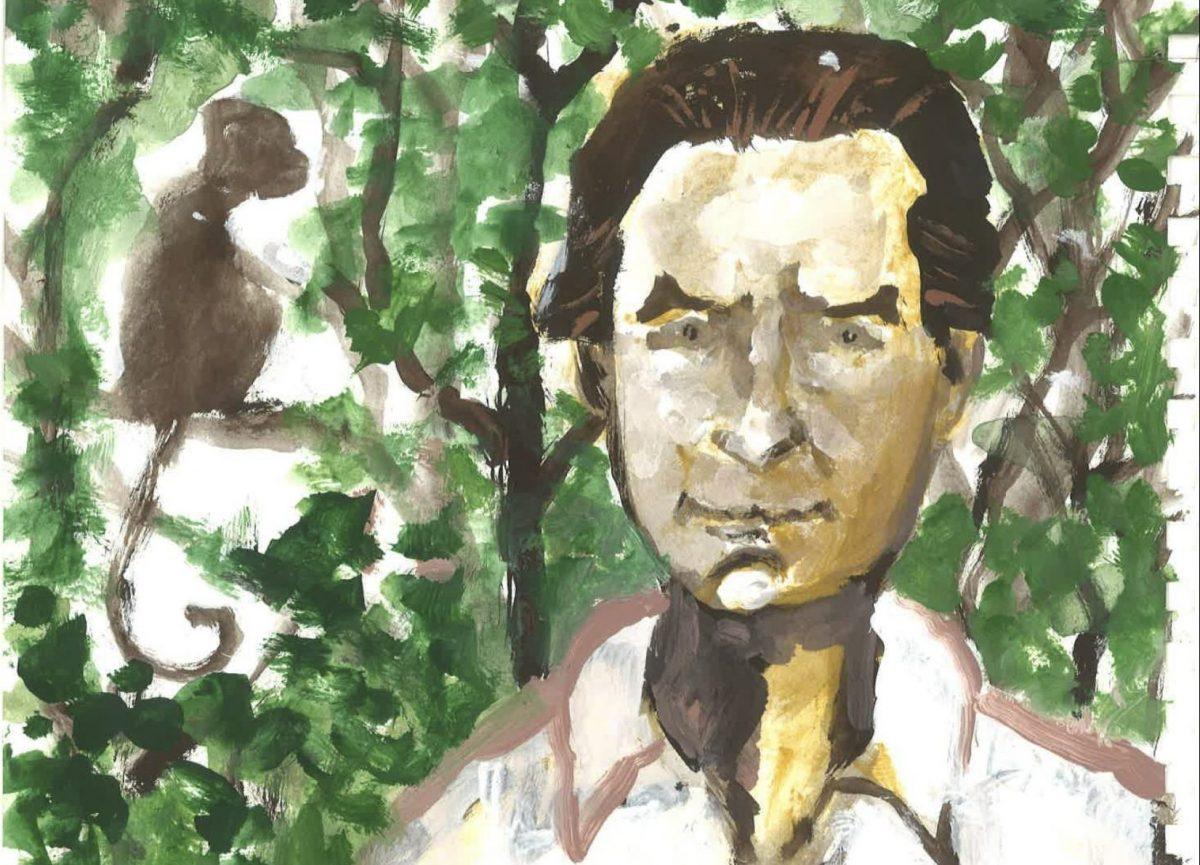 """Arte de """"Samsara. Homenaje a Octavio Paz"""""""