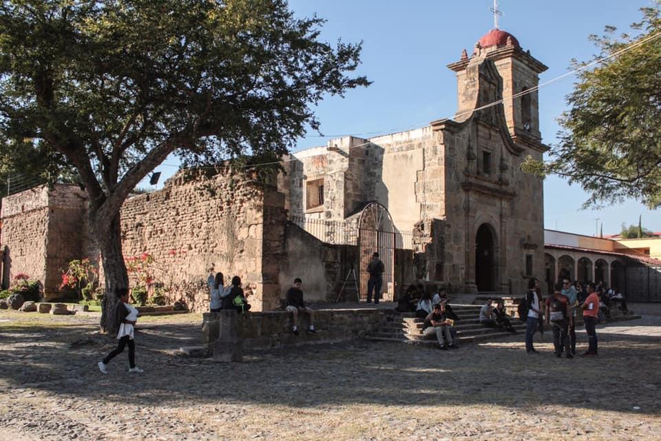 Recorrido arquitectónico en Huentitán, realizado por CentroMx