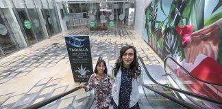 Diseñadoras del cartel del Premio Maguey 2020