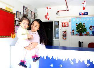 La estancia infantil del CUCEA brinda servicio a niños desde 45 días hasta cuatro años de edad