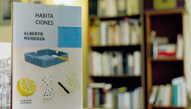 Habitaciones, de Alberto Mendoza