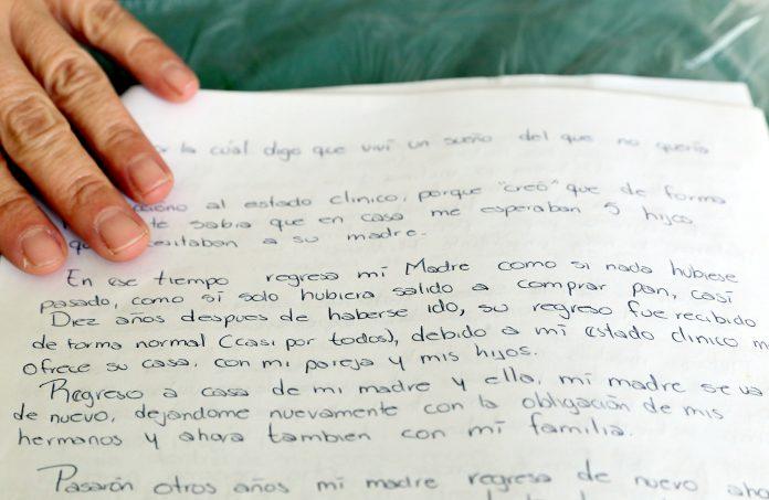Talleres de escritura en la cárcel