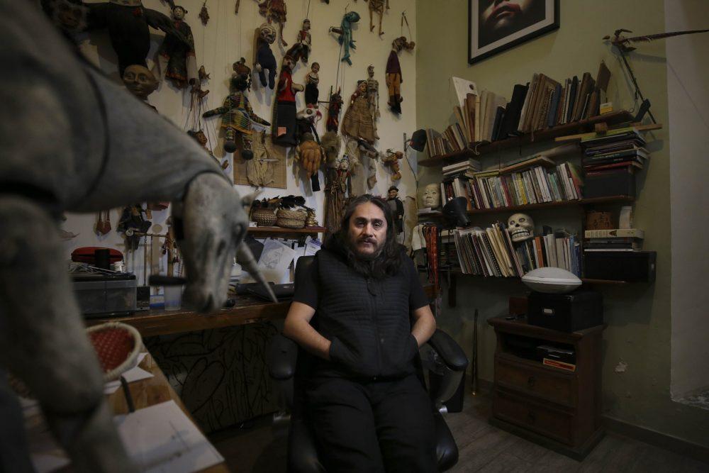 Miguel Ángel Gutiérrez, codirector de Luna Morena