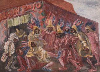 Orozco,Rivera, Siqueiros. La exposición pendiente