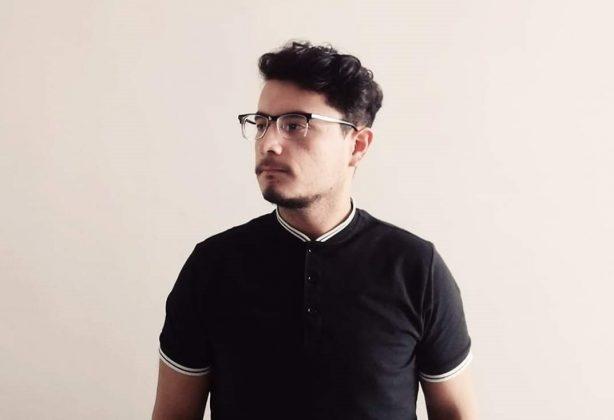 """Eladio Quintero, estudiante de Periodismo CUCiénega y colaborador en el programa """"Franca controversia"""""""