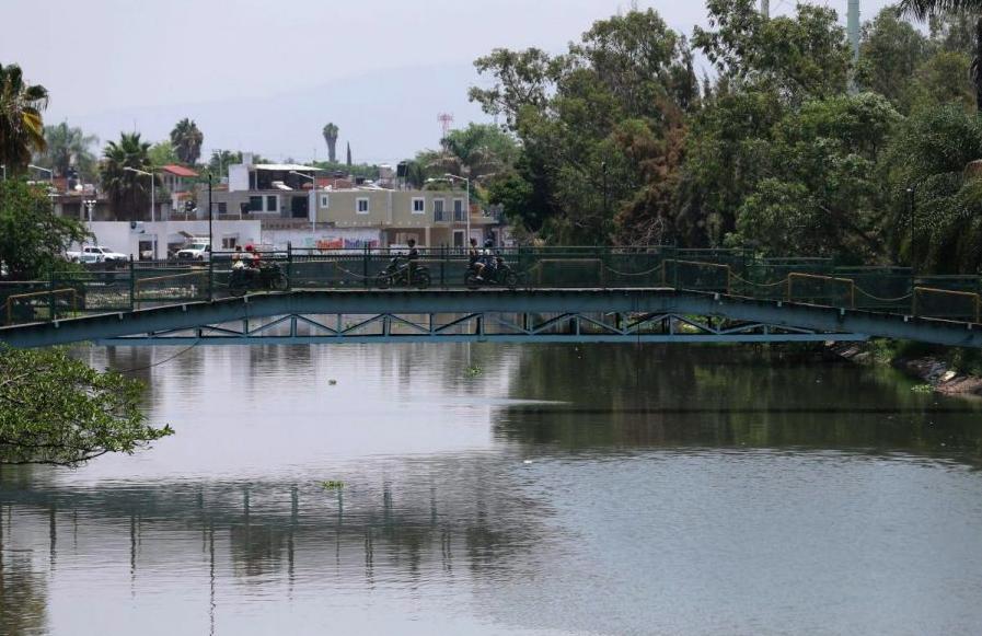 Puente del Río Zula, en Ocotlán