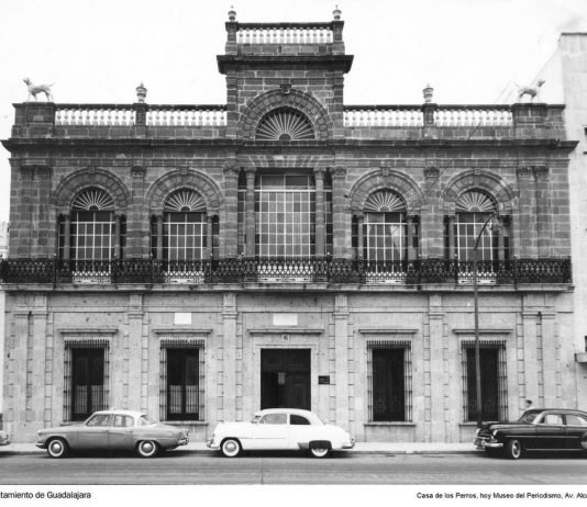 Casa de los Perros. Museo del Periodismo y las Artes Gráficas
