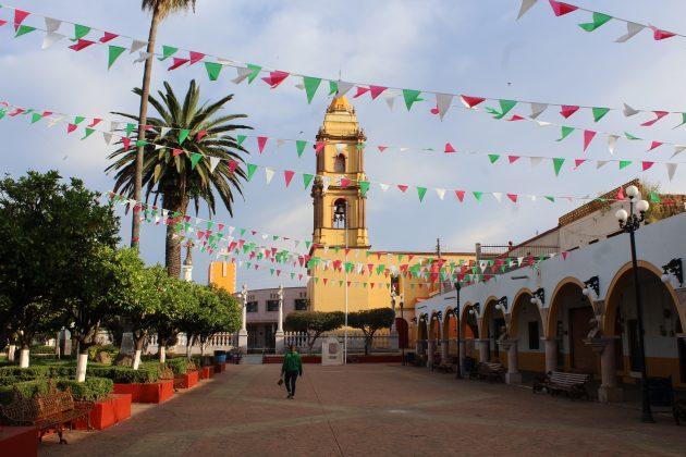 Plaza de Acatic. Fotografía: Iván Serrano Jauregui