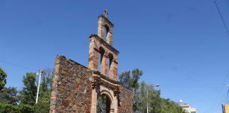 El viejo panteón de Arandas. Fotografía: Iván Serrano Jauregui