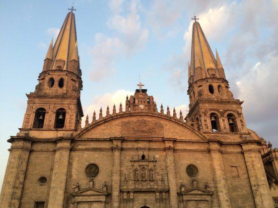 Catedral de Guadalajara. Fotografía Iván Serrano Jauregui