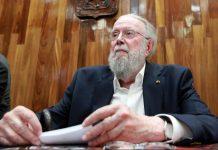 Hugo Gutiérrez Vega. Fotografía: Jorge Alberto Mendoza