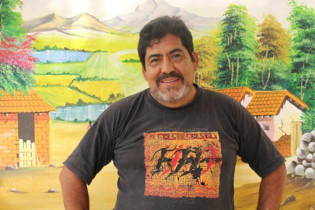 Luis Ernesto Dávila, cronista de Barra de Navidad. Fotografía: Iván Serrano Jauregui