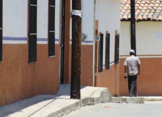 Calles de Tomatlán. Fotografía: Iván Serrano
