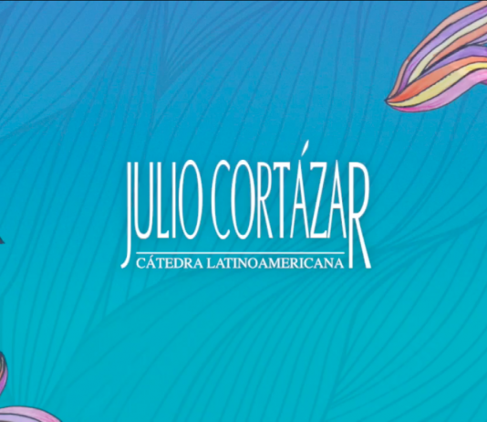 Cátedra Julio Cortázar, noviembre 2020, con Luis F. Aguilar