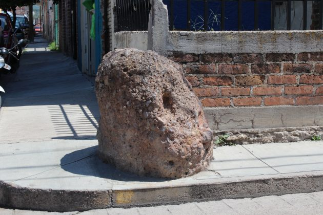 La Piedra China de Colotlán. Fotografía: Iván Serrano Jauregui