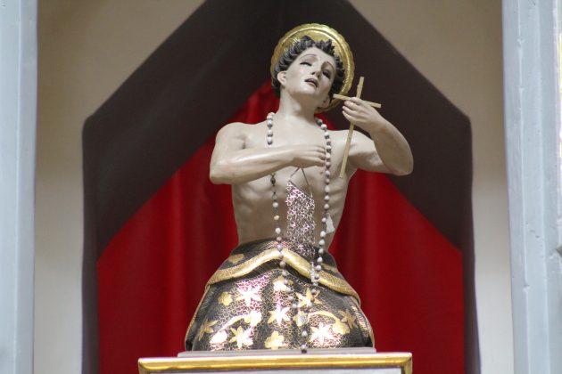San Nicolá Tolentino, en Colotlán. Fotografía: Iván Serrano JaureguiIMG_9059