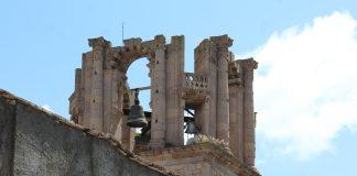 Torre Mocha en la Iglesia principal. Fotografía: Iván Serrano Jauregui