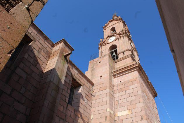Templo de Villa Guerrero. Fotografía: Iván Serrano Jauregui