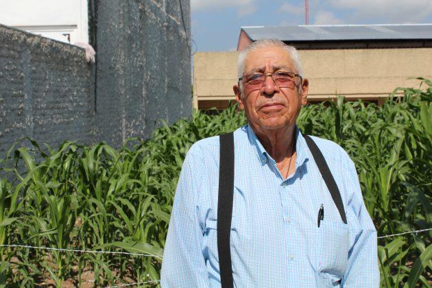 Marino Quezada, cronista de Villa Guerrero. Fotografía: Iván Serrano Jauregui
