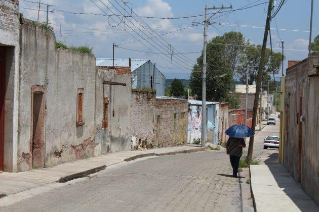 Calles de Villa Guerrero. Fotografía: Iván Serrano Jauregui