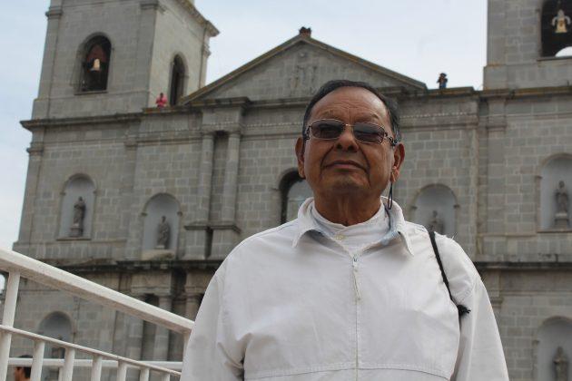 Cronista de Tuxpan Miguel Ortiz Vázquez. Fotografía: Iván Serrano Jauregui