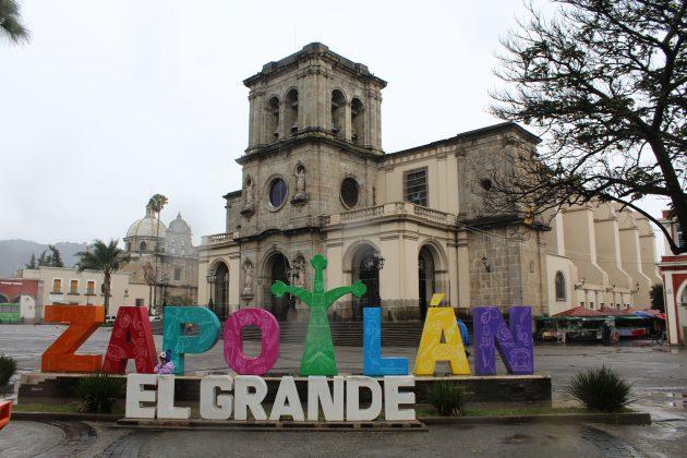 Catedral de San José en Ciudad Guzmán. Fotografía: Iván Serrano Jauregui