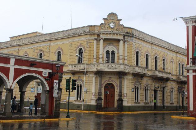Por las calles de Ciudad Guzmán, Zapotlán el Grande. Fotografía: Iván Serrano Jauregui
