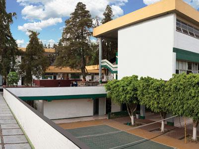 Preparatoria Lomas del Valle de la UAG. Fotografía: UAG