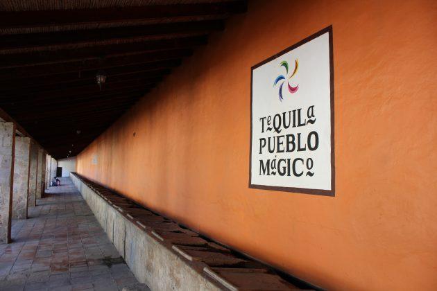 Los antiguos lavaderos en Tequila. Fotografía: Iván Serrano Jauregui