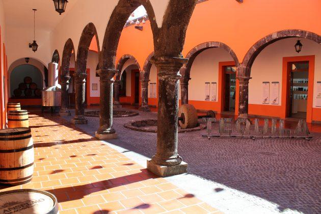 Museo Nacional del Tequila. Fotografía: Iván Serrano Jauregui