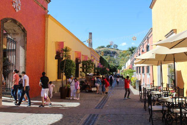Tequila, ciudad turística. Fotografía: Iván Serrano Jauregui