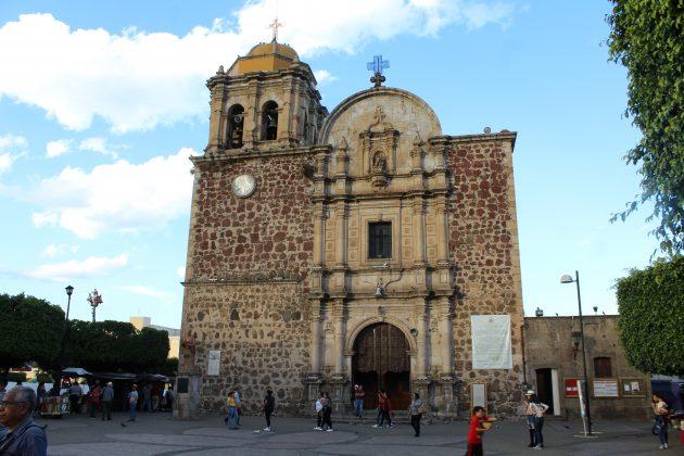 Parroquia de Santiago Apóstol en Tequila. Fotografía: Iván Serrano Jauregui