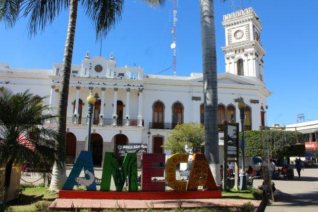 Plaza principal de Ameca. Fotografía: Iván Serrano Jauregui