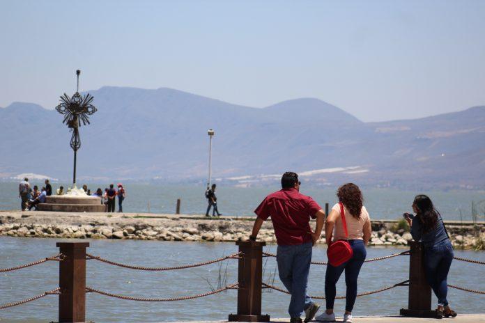 Malecón de Jocotepec. Fotografía: Iván Serrano Jauregui