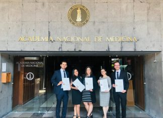 Geriatras residentes del Antiguo Hospital Civil destacan como los mejores ante el Consejo Mexicano de Geriatría