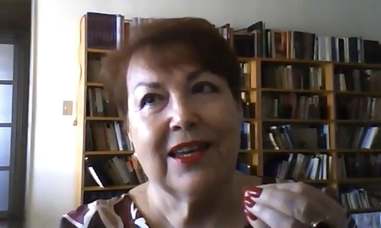Escritora María Jesús Barrera