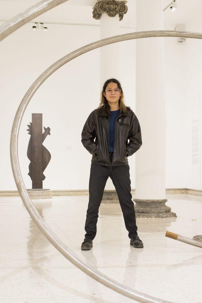 Sayuri Sánchez, Fotografía: Maribel Barajas